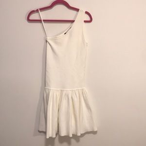 Bcbg Alesha dress sz small in cream white